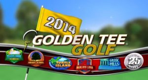 Golden Tee 2014 @ Mcgee Locations