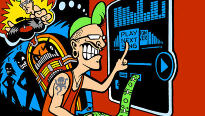 The Death Of The Jukebox, And The Possibly Bright Future By Miles Raymer, Esquire Magazine