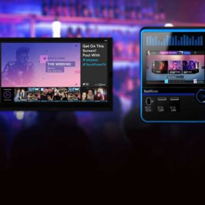 Touchtunes TV Setup